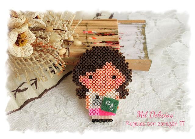 Maestra hama beads