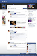 Check Future Layout of  (facebook re design )