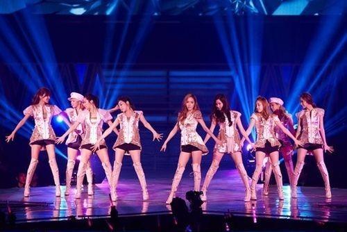 SNSD và TVXQ thành công với concert khắp thế giới 1