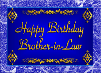 Birthday wishes for brother in law great idea lifestyles birthday wishes for brother in law m4hsunfo