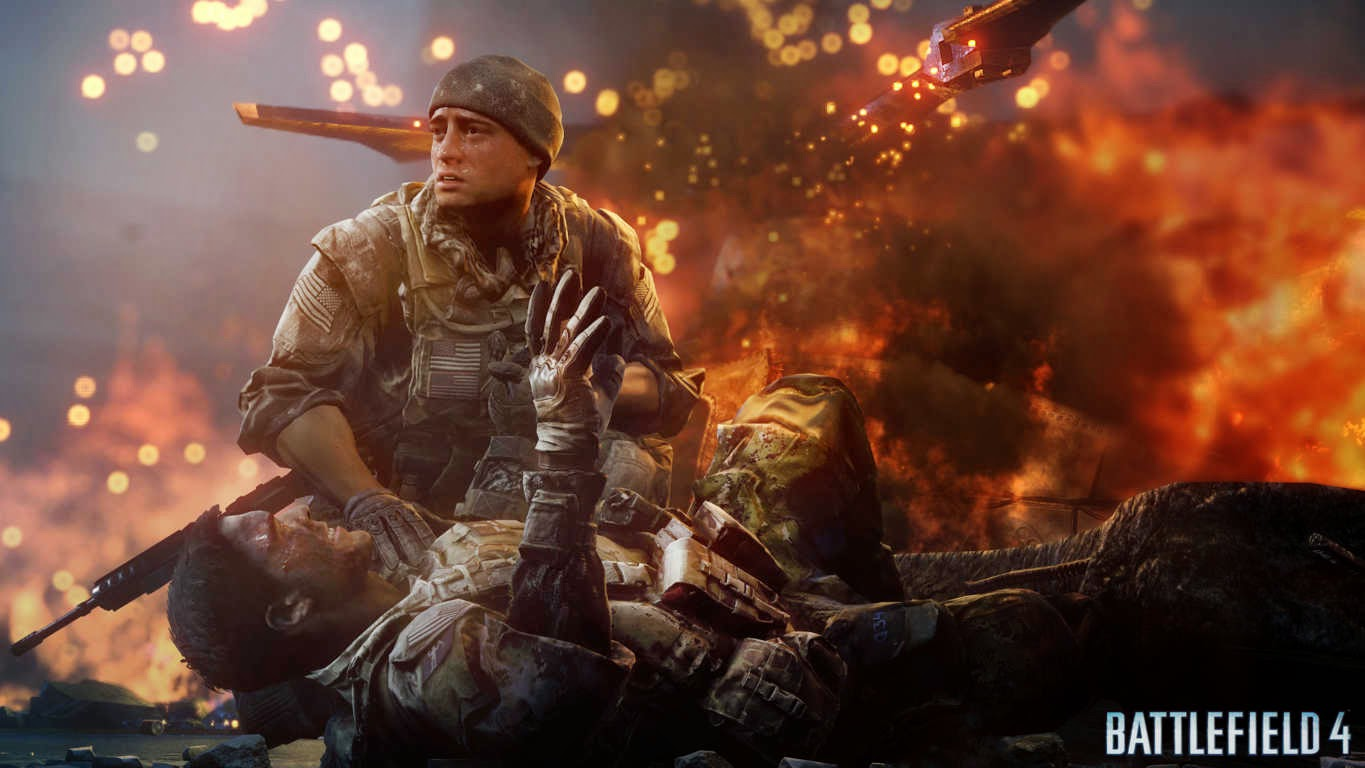 BATTLEFIELD 4 : SCREENSHOT
