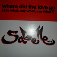 Sabelle – Where Did The Love Go (Say What, Say What, Say What) (VLS) (1994)