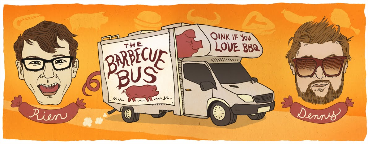 The Barbecue Bus