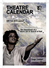Quebec Drama Federation/ The Theatre Calendar #56