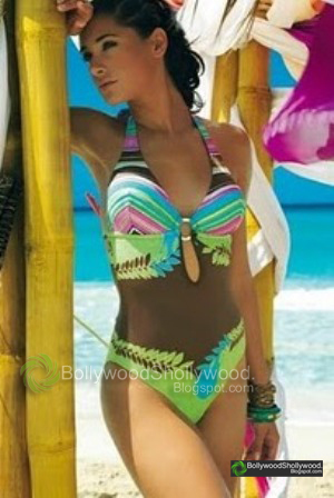 , Nargis Fakhri Bikini Pics