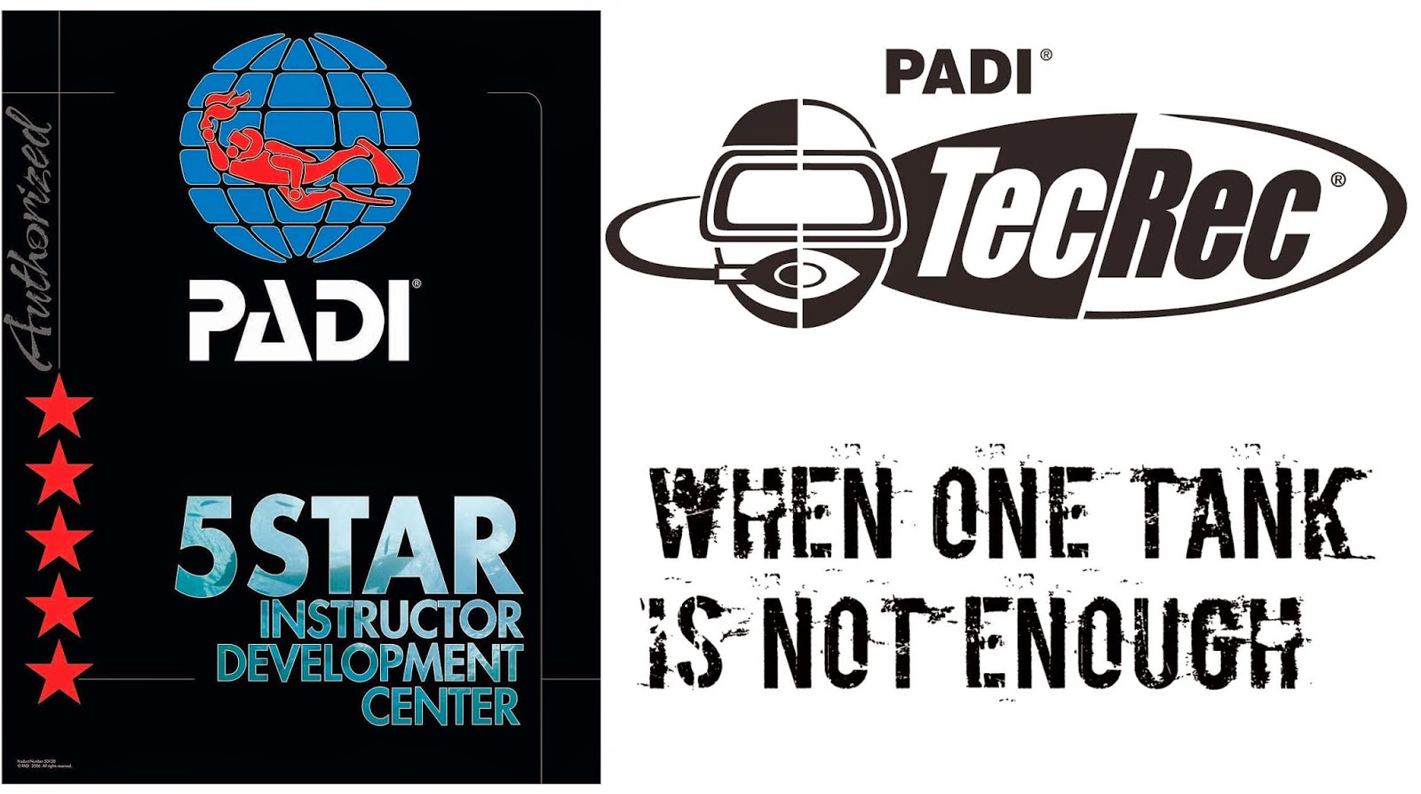 PADI IDC resort and TEC REC centre