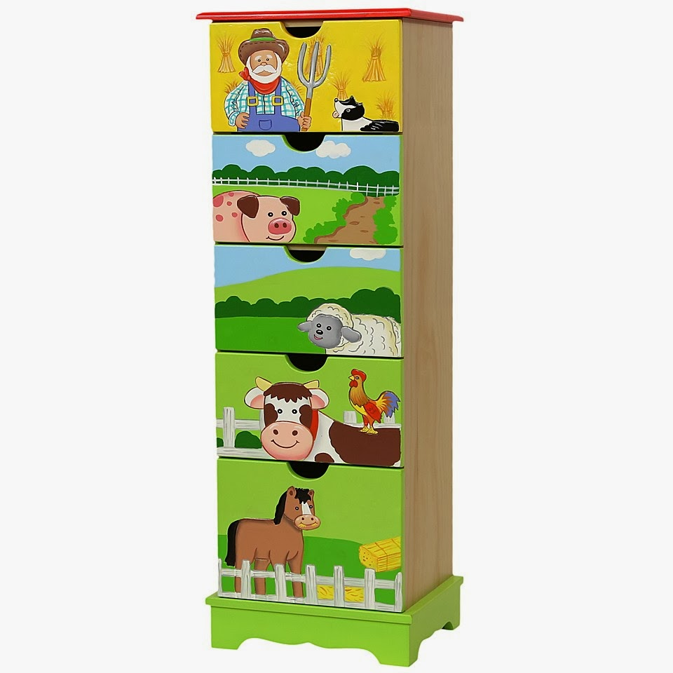 Teamson Happy Farm Furniture