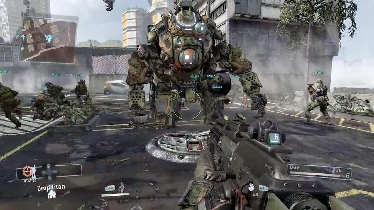 Review Titanfall untuk Xbox