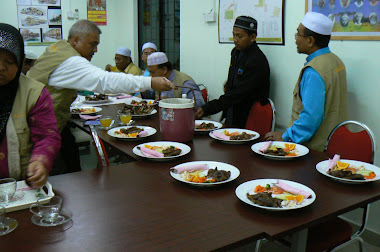 Perkhidmatan katering BBQ kambing ~ Majlis makan malam