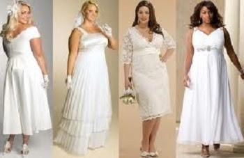 vestido para gordinhas casamento