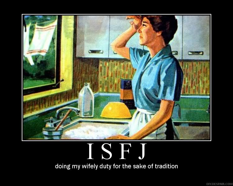 isfj dating and relationships If you're in a relationship with an isfj, be very glad they believe in true love and romance, and in the modern dating world they often feel.