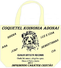 COQUETEL KOINONIA 2011