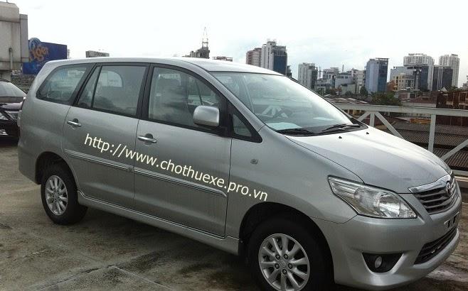 Cho thuê xe Innova đón tiễn sân bay tại Hà Nội 1
