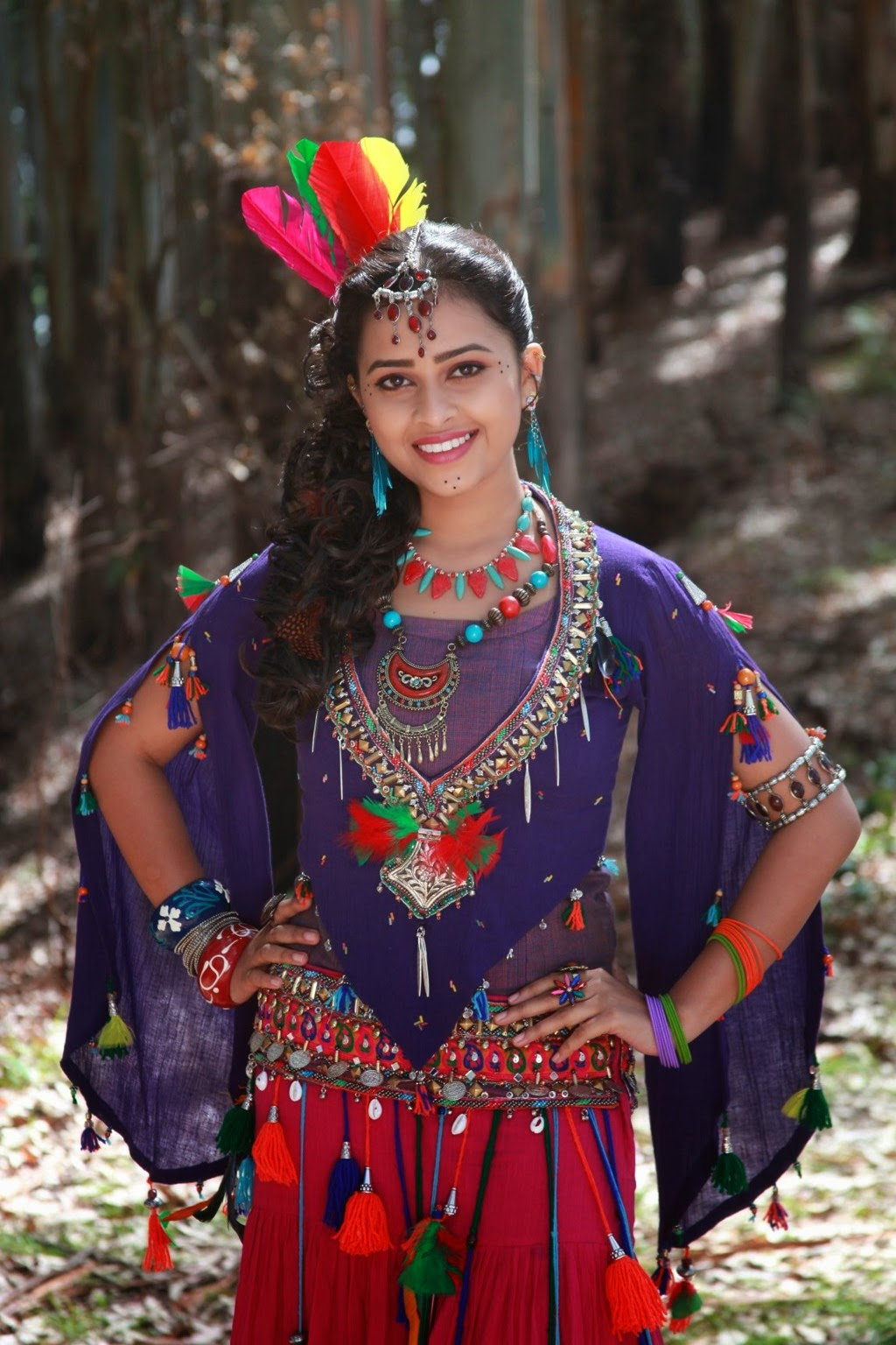 Sri Divya latest glamorous photos-HQ-Photo-15