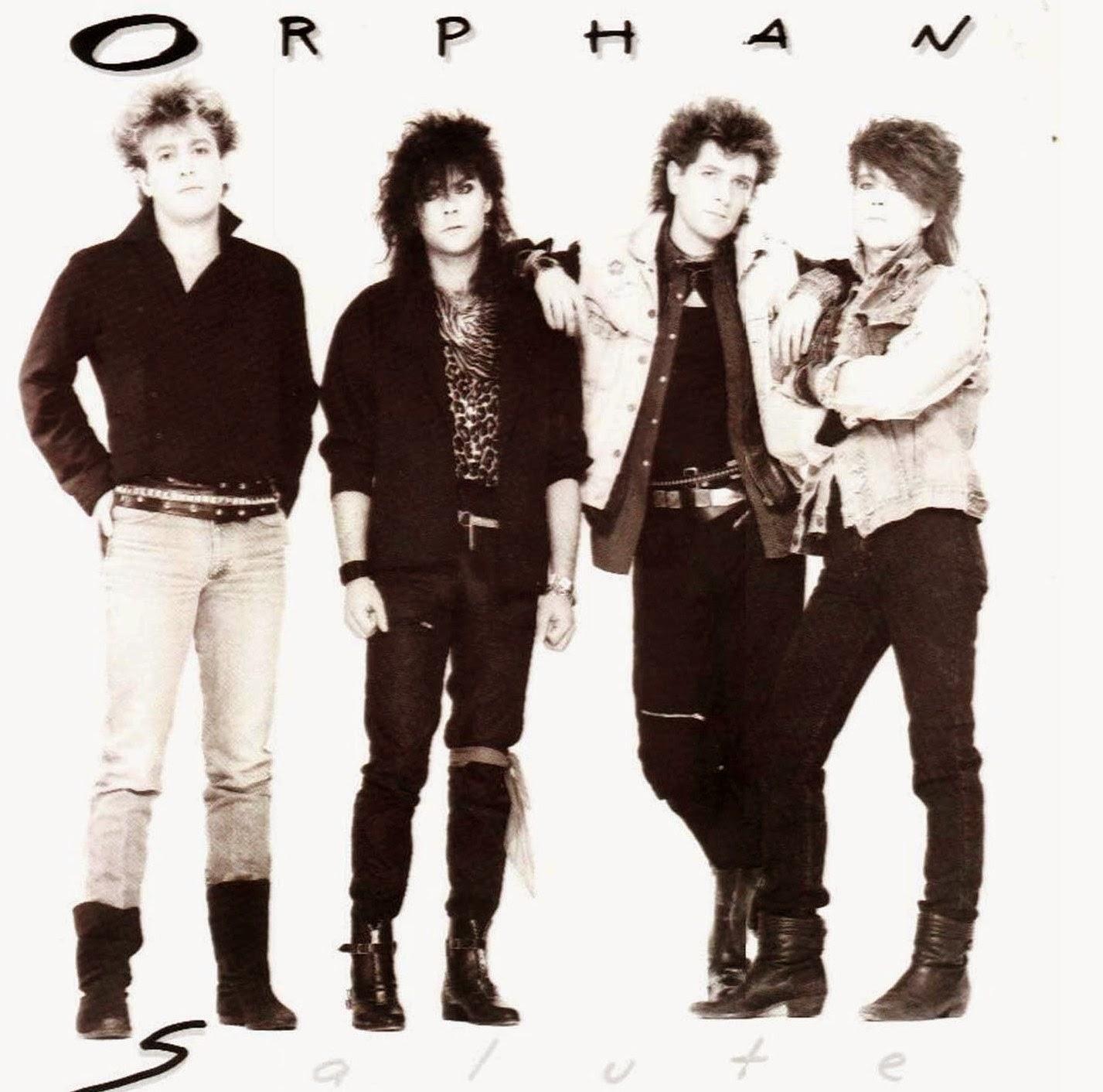 Orphan Salute 1985