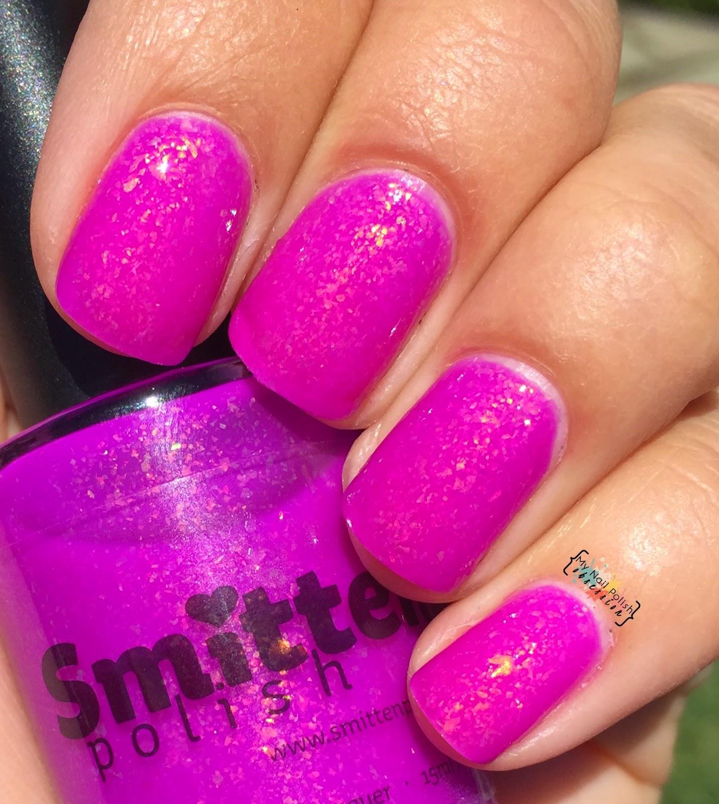 Smitten Polish Aer Opal