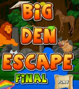 Games2Rule Big Den Escape final