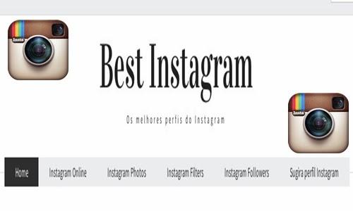 Os melhores perfis do Instagram