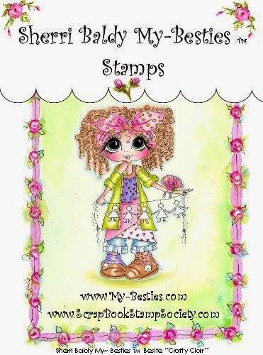 http://www.scrappingreatdeals.com/My-Besties-Stamps-Crafty-Clair-by-Sherri-Baldy-MYB-92.html