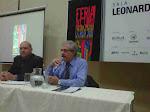 Presentación de La Patria Callejera en La Rioja