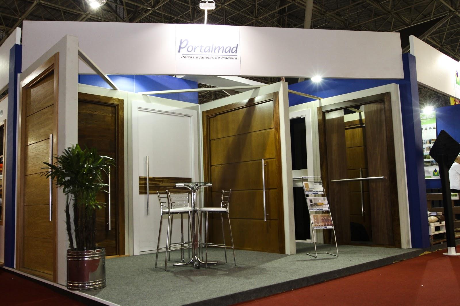 #6A3B1C PORTALMAD Portas madeira  Feicon Porta 2013.JPG 1252 Portas E Janelas Em Madeira De Lei
