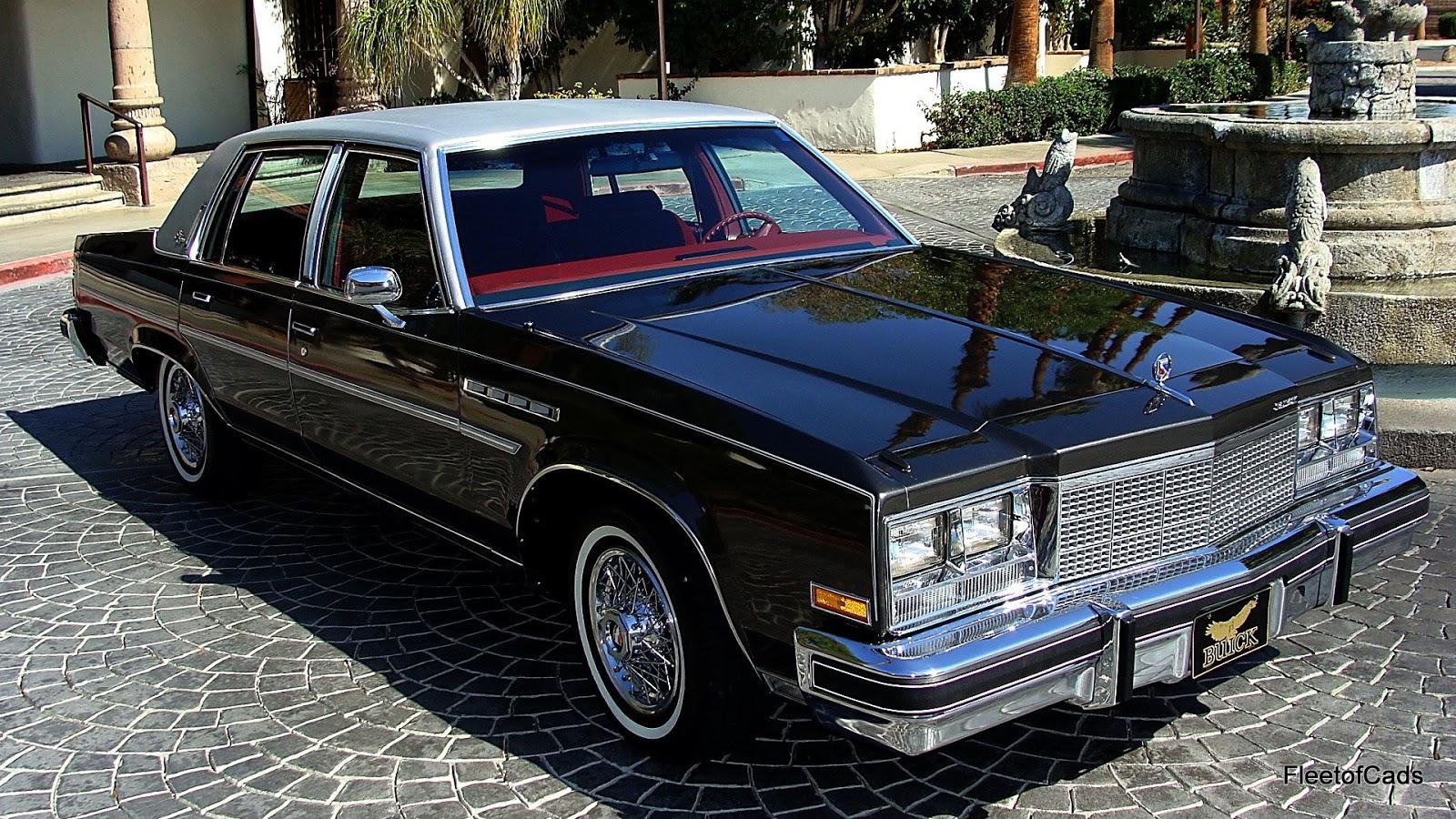 All American Classic Cars: 1979 Buick Electra Park Avenue 4-Door Sedan