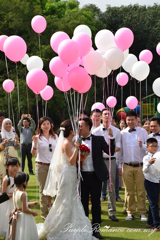 Outdoor Amp Ballroom Wedding Decoration At Kelab Golf Sultan Abdul Aziz Shah