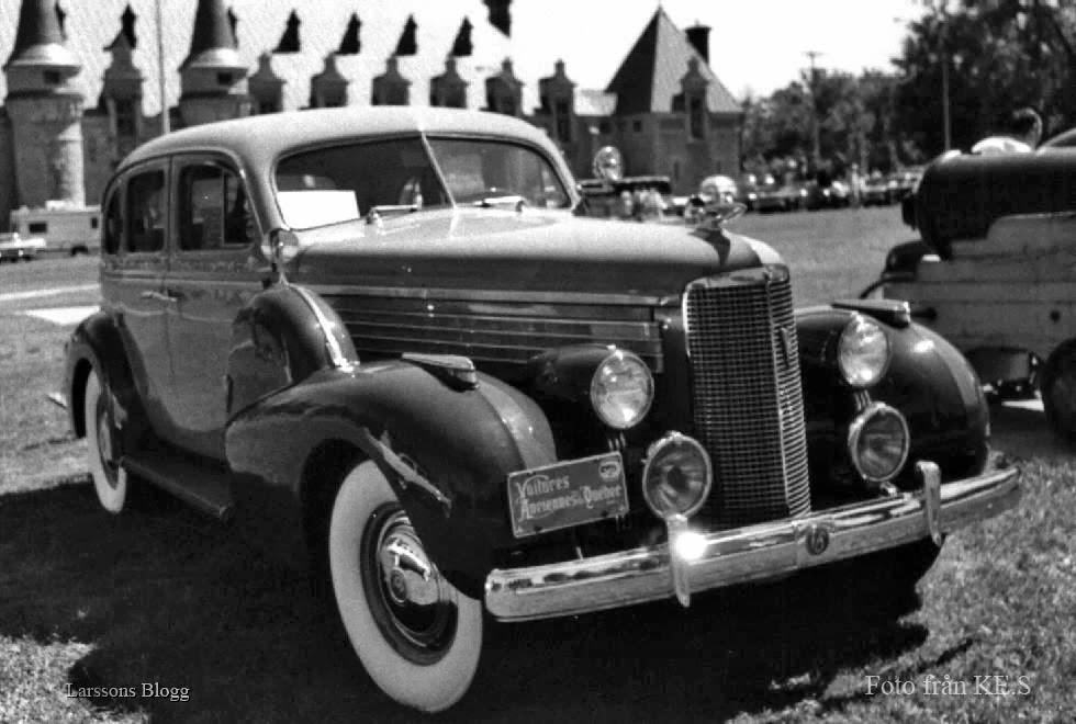 Bilar från quebec kanada, del 3