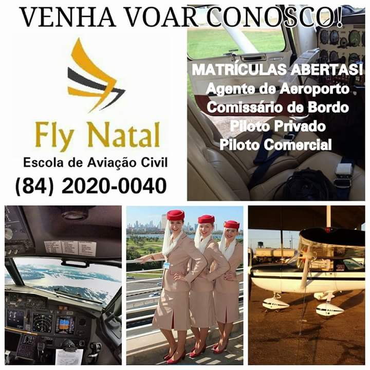 FLY NATAL - ESCOLA DE AVIAÇÃO CIVIL