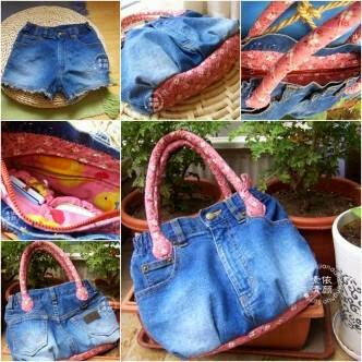 handbag homemade