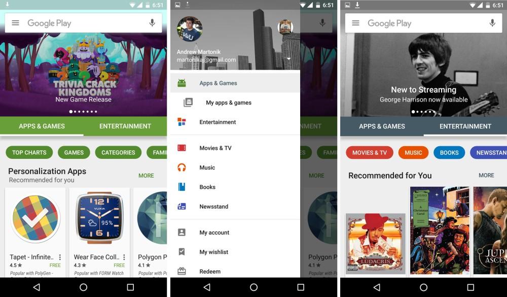 Google Play Market Apk Для Android 2