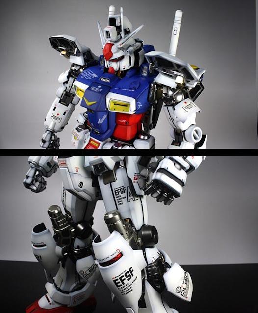 PG GP01 Zephyranthes Gundam