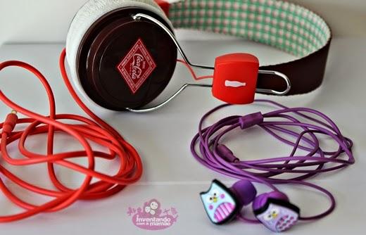 dicas de presentes para adolescentes - fones de ouvido