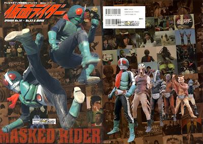 [SCANS] Kamen Rider Special Photobook