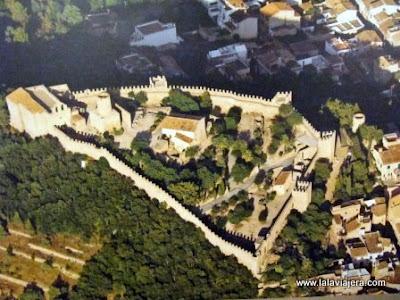 Maqueta Castillo Capdepera, Mallorca