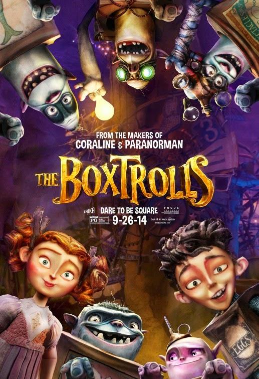 Boxtrolls | Teaser Trailer