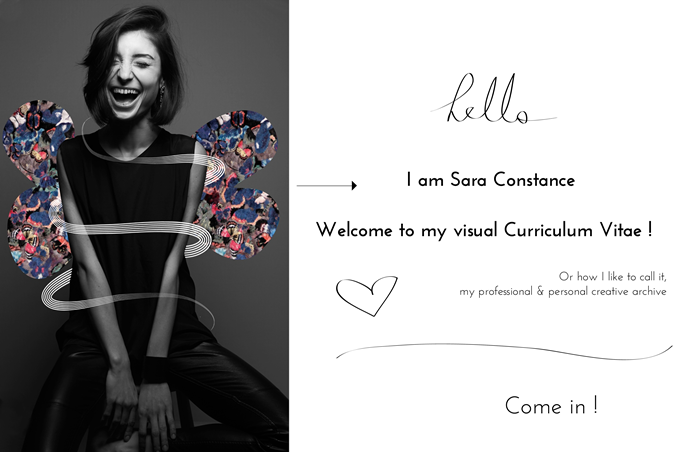 Sara Constance personal resume