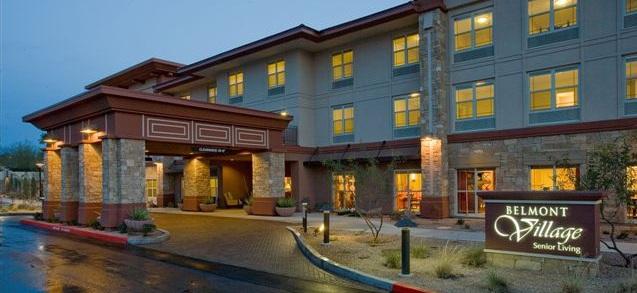 Beau Scottsdale Arizona Senior Housing