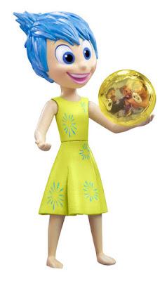 JUGUETES - DISNEY Inside Out | Del reves  Alegria | Figura - Muñeco + Esfera de Memoria | Joy  Producto Oficial Película Pixar 2015 | Bizak - Tomy | A partir de 4 años  Comprar en Amazon