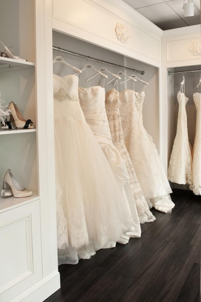 La couture dressing room bridal fashion for Wedding dress shops in dc