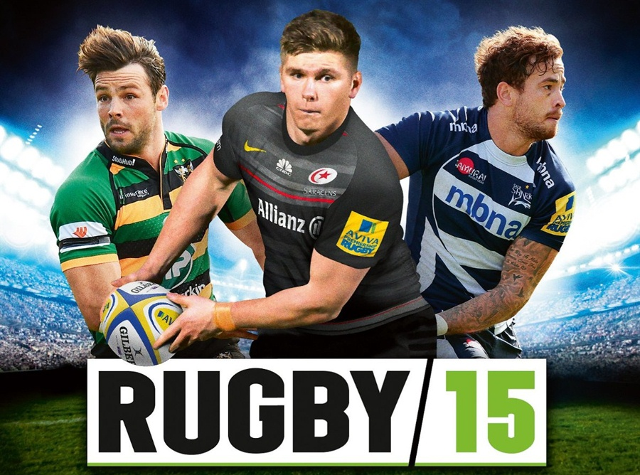 Rugby World Cup 2015 Video Game Download Poster