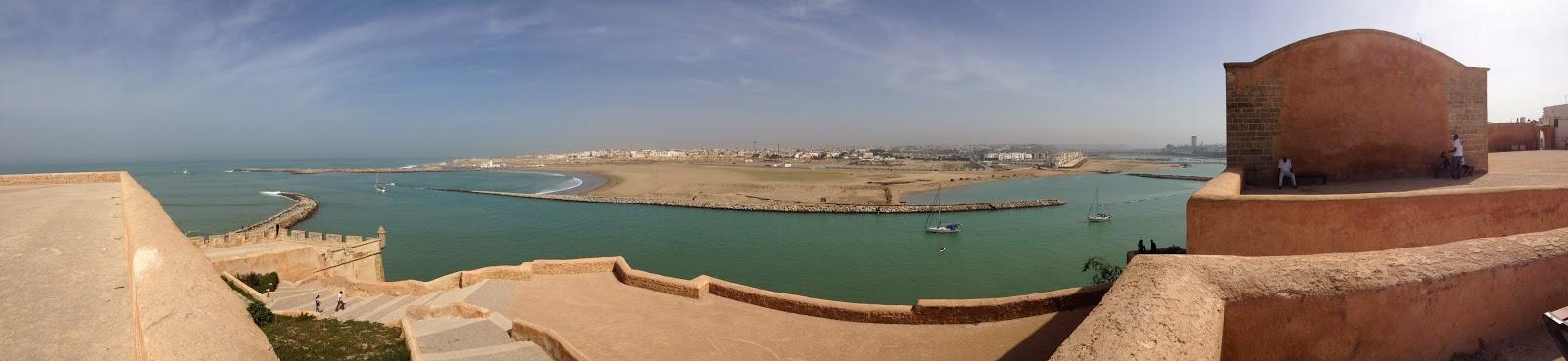 L'estuario del Bou Regreg