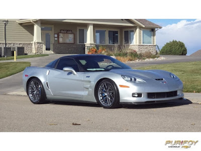 2010 Corvette ZR1 Custom at Purifoy Chevrolet