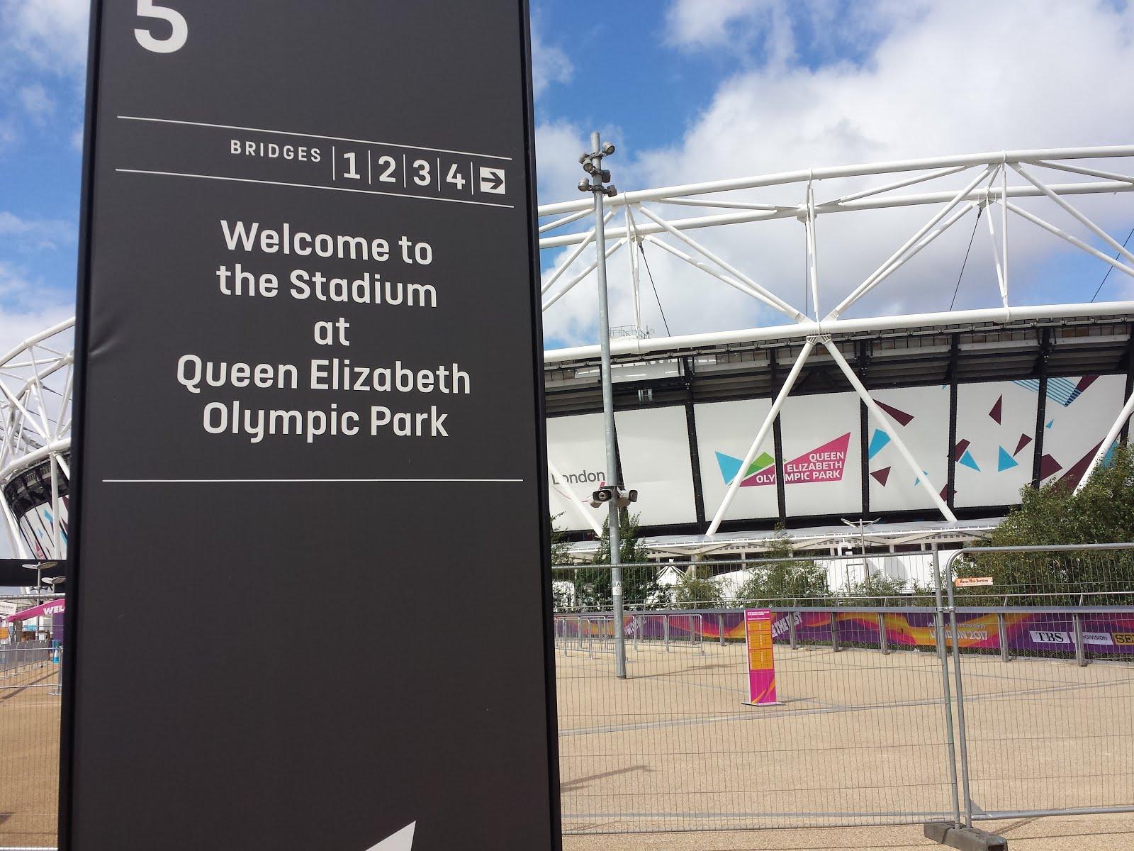 Olympic Park, London