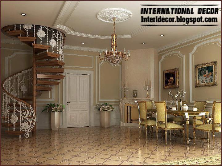 Interior Stair Design interior design 2014: round, spiral staircase, interior stairs designs