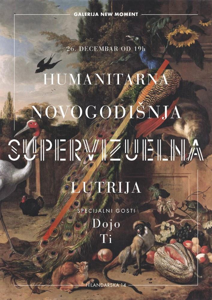 Humanitarna novogodišnja Supervizuelna lutrija