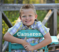 Cameron is our 7 year old, passionate, loving & loyal first born!