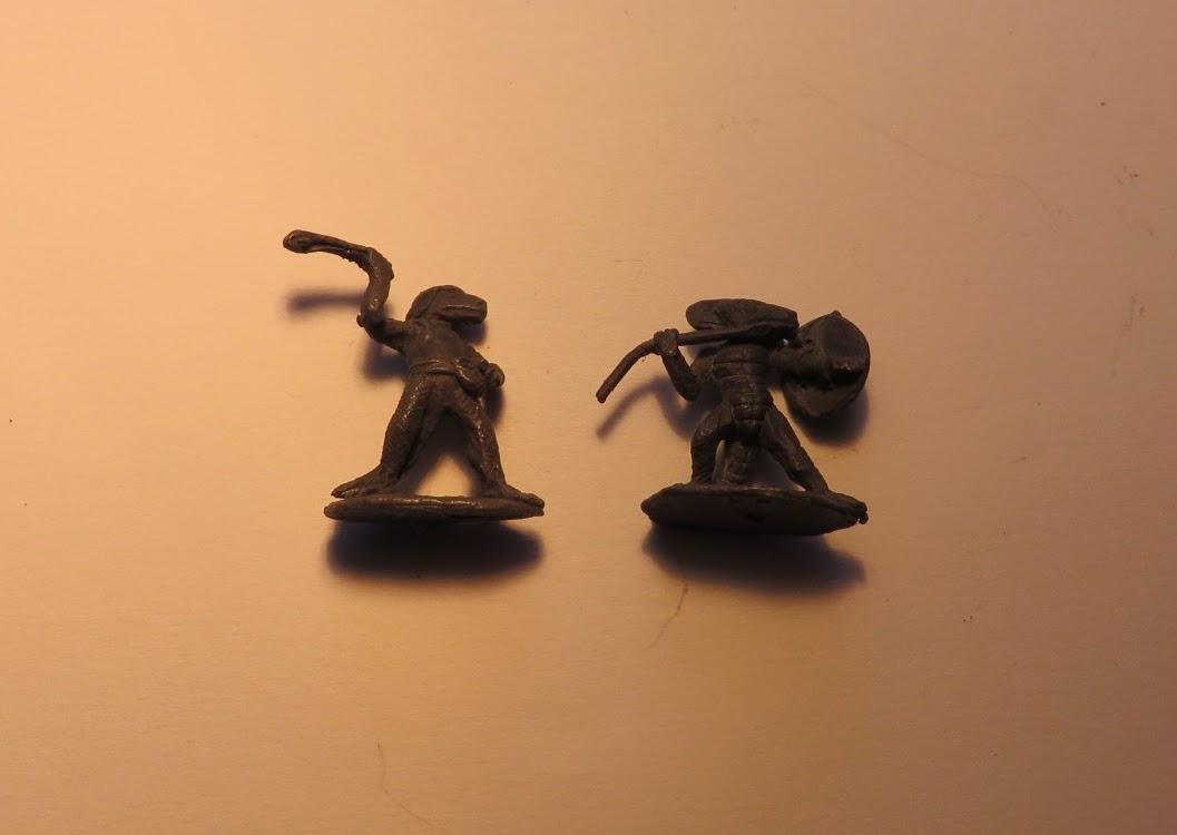 Runequest, old, oop, Newtling, Dragonewt