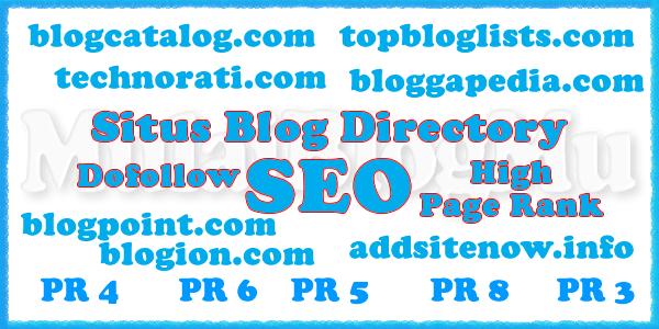Daftar Situs Blog Directory Dofollow untuk Seo Blog _new