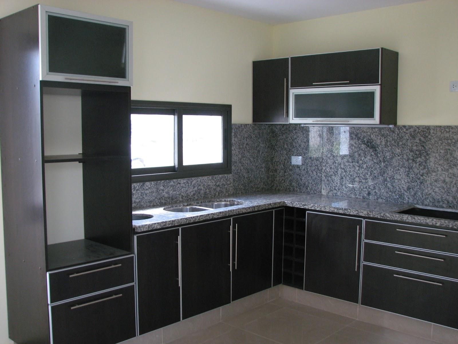 Cocinas y vestidores en mdf l nea cocina integral en for Cocinas integrales en aluminio